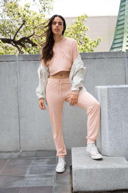 WOMEN'S TRI-BLEND LEISURE PANTS