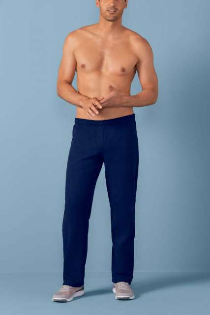 HEAVY BLEND™ ADULT OPEN BOTTOM SWEATPANTS