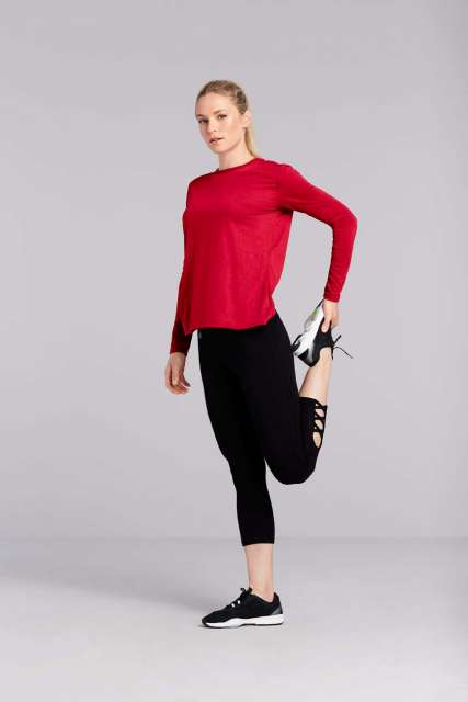 PERFORMANCE<SUP>®</SUP> LADIES' LONG SLEEVE T-SHIRT