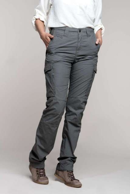 LADIES' MULTI POCKET TROUSERS