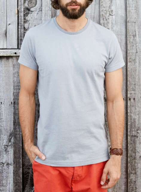 MEN'S SHORT SLEEVE VINTAGE T-SHIRT