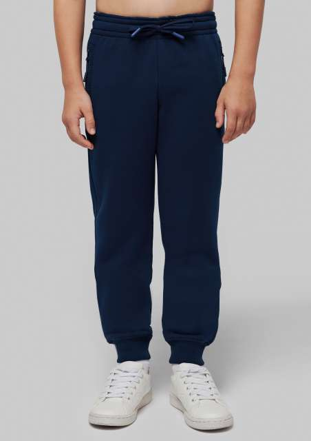 KID'S MULTISPORT JOGGING PANTS WITH POCKETS