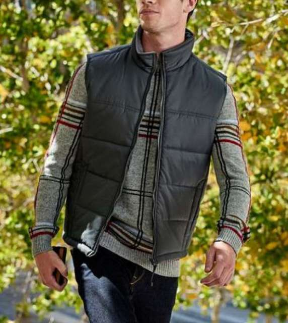 STAGE - INSULATED MEN'S BODYWARMER