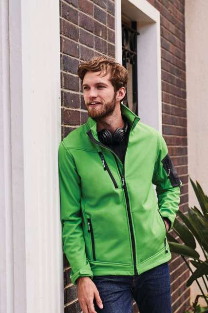ARCOLA - 3 LAYER MEMBRANE SOFTSHELL