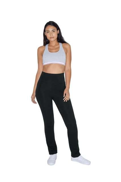 women's cotton spandex yoga pant 1.