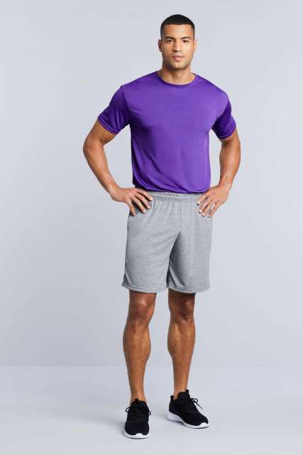 performance® adult shorts with pockets 1.