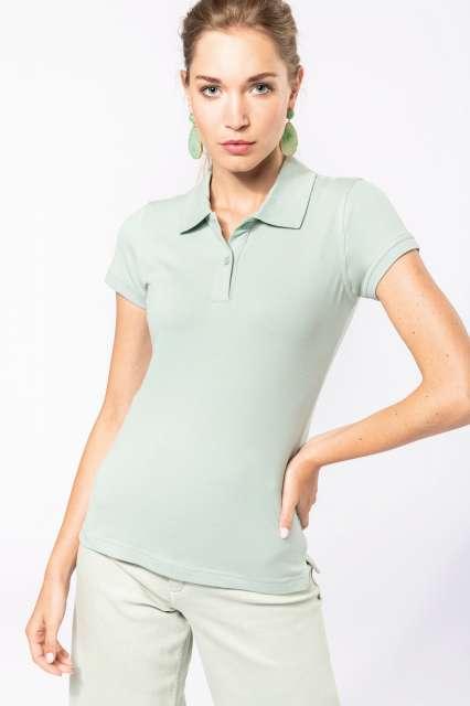 brooke - ladies' short-sleeved polo shirt 1.