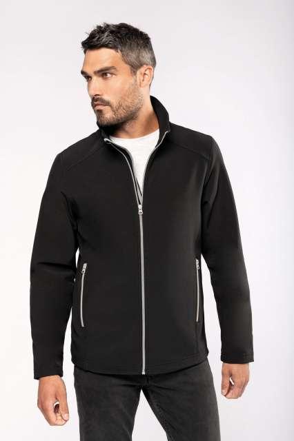 men's 2-layer softshell jacket 1.