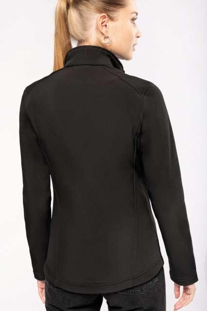 ladies' 2-layer softshell jacket 1.