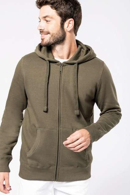 men's full zip hooded sweatshirt 1.