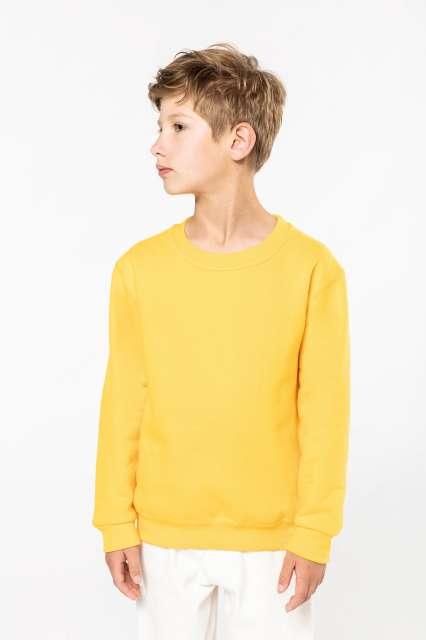 kids' crew neck sweatshirt 1.