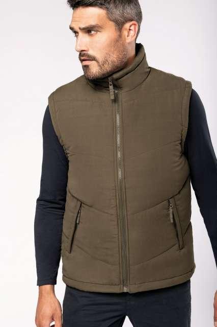 fleece lined bodywarmer 1.
