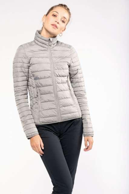 ladies' lightweight padded jacket 1.