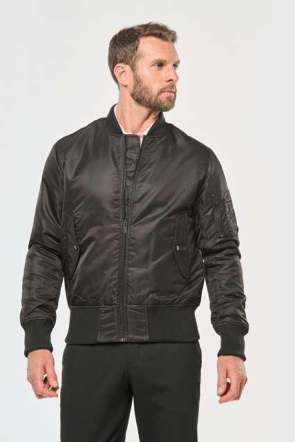 reversible bomber jacket 1.