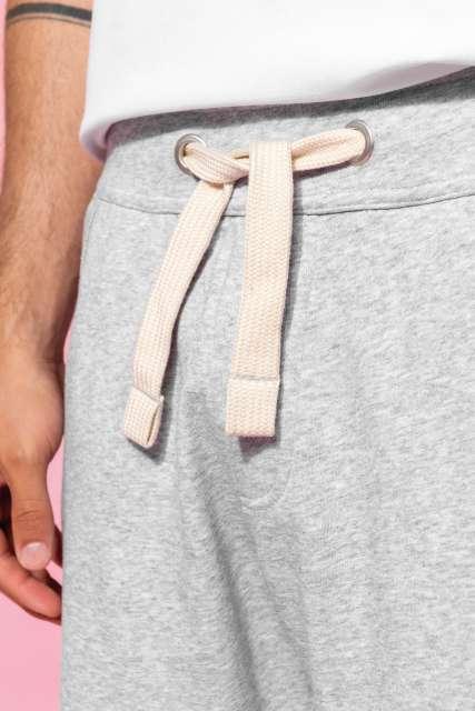 unisex french terry bermuda shorts 1.