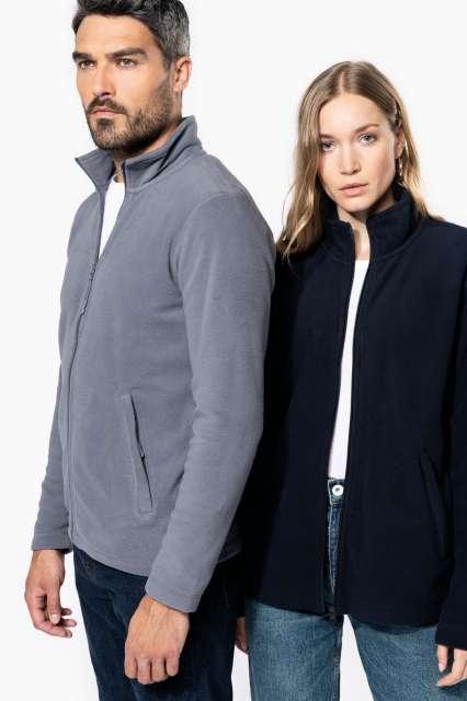 full zip microfleece jacket 1.