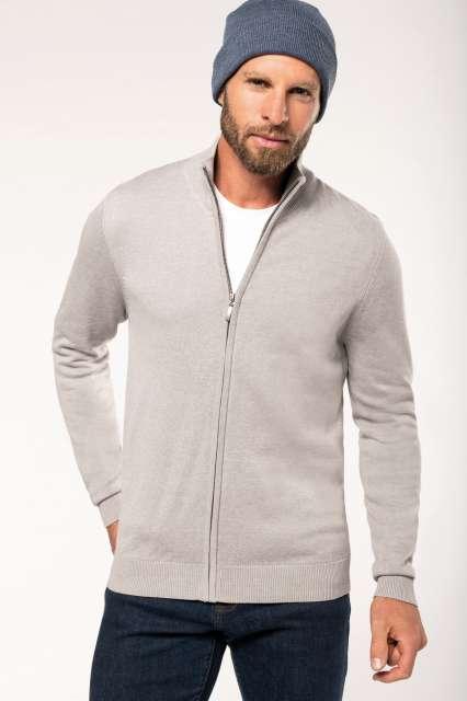 men's full zip cardigan 1.