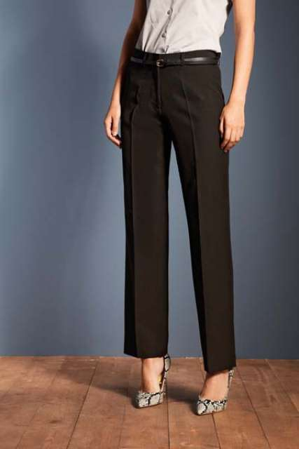 ladies' polyester trousers 1.