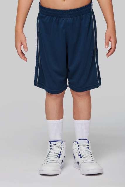 kid's basket ball shorts 1.
