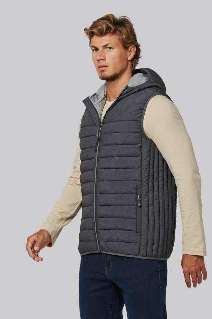 adult hooded bodywarmer 1.