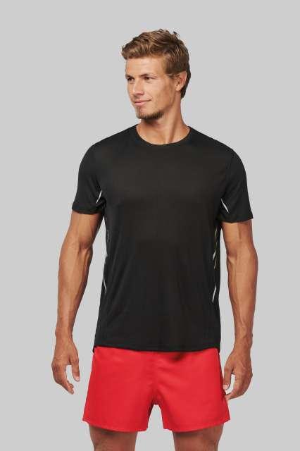 men's short-sleeved sports t-shirt 1.