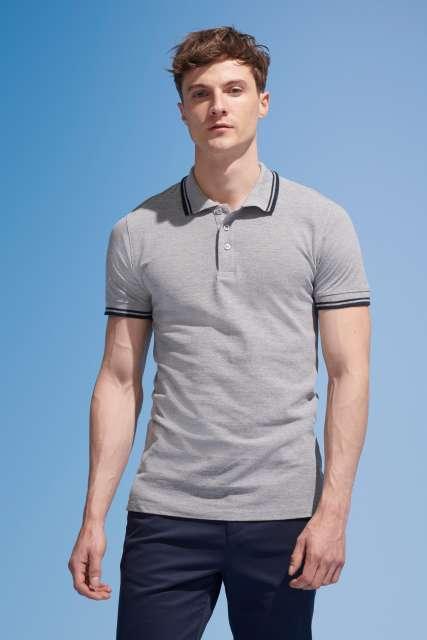pasadena men - polo shirt 1.