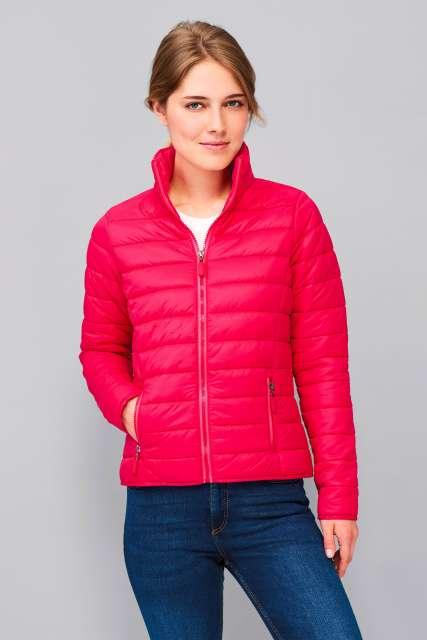 ride women - light padded jacket 1.
