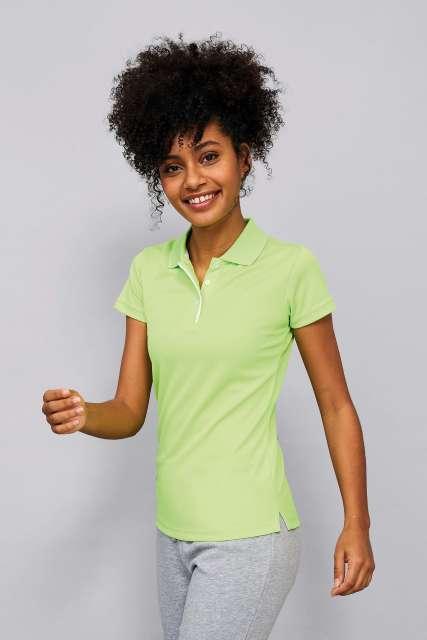 performer women - sports polo shirt 1.