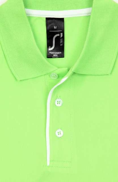 performer men - sports polo shirt 1.