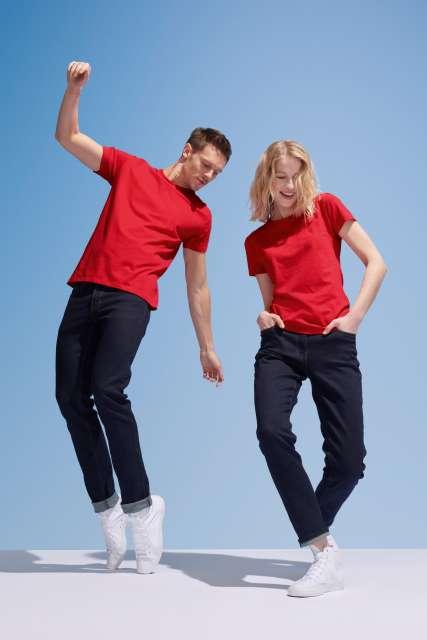 imperial women - round collar t-shirt 1.