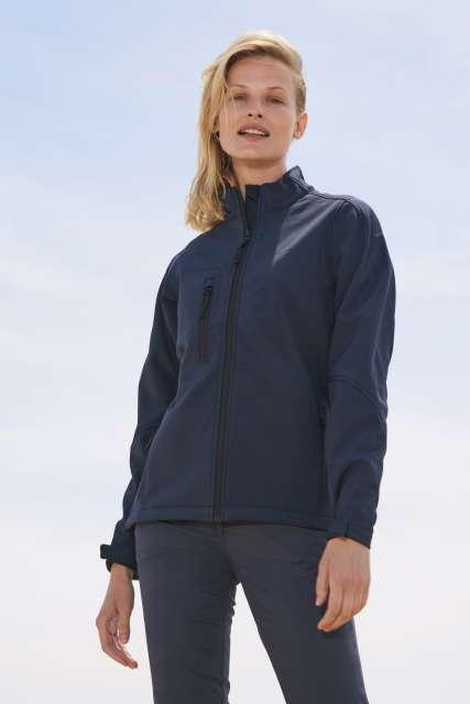 roxy - women's softshell zipped jacket 1.